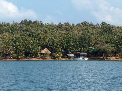 Pat-a-ting-tina Island, Rangamati, Bangladesh
