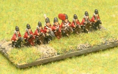 6mm 7YW Prussian Hussars