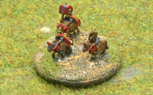6mm Warmaster Ancients Early Persian army: Commander