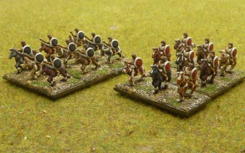 10mm Ancient Pendraken armies