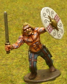28mm Ancient Warlord figures