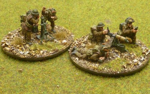 28mm WW2 Bolt Action figures (we stock many)