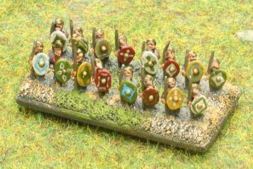 6mm Warmaster Ancient armies cheap